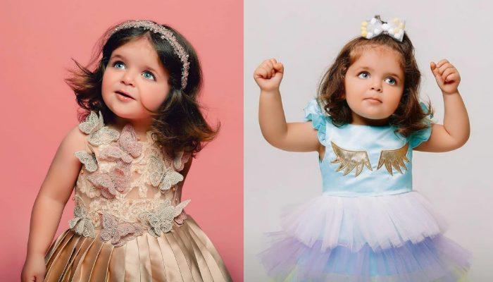 Սիլվա Հակոբյանը ներկայացրել է դստեր նոր ֆոտոշարքը․ տեսեք որքան արտիստիկ է փոքրիկ Միլան